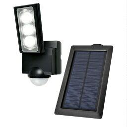 【送料無料】ELPA(エルパ) ソーラー 3W LEDセンサーライト1灯 ESL-311SL【smtb-u】【送料込み】【防災の日】