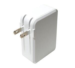 【ポイント10倍/メーカー直販】MCO(ミヨシ)高出力対応USB-ACアダプタ3ポートタイプIPA-C01【10P28Sep16】【10P01Oct16】【あす楽】