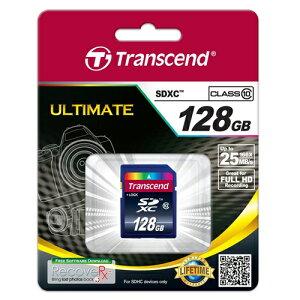 【送料無料】【正規国内販売代理店】トランセンド(Transcend)SDXCカード128GBClass10TS128GSDXC10【10P17Jan14】【smtb-u】【送料込み】
