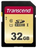 【ネコポス便送料無料】【正規国内販売代理店】トランセンド 32GB UHS-I U1 SDHCカード(MLC) TS32GSDC500S【10P03Dec16】