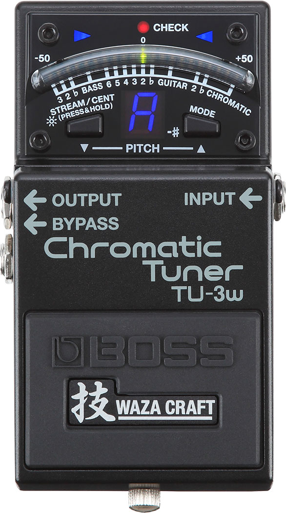 アクセサリー, チューナー  BOSS TU-3W CHROMATIC TUNER WAZA CRAFT KK9N0D18PRCP