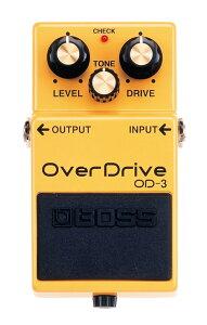これがオーバードライブの新たな伝説、OD-3【送料無料!】BOSS《オーバードライブ》OD-3