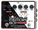 【正規輸入品】electro-harmonix 《アナログ・ディレイ》Deluxe Memor...
