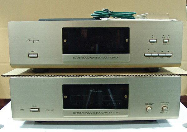 コンポ用拡張ユニット, CDプレーヤー  SACD DP-100DC-101