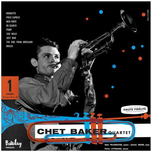 ジャズ, アーティスト名・C  Chet Baker Quartet Chet Baker Quartet LPKK9N0D18P02P05Nov16KK9N0D1 8P