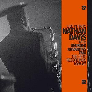 澤野工房 Nathan Davis withe Georges Arvanitas Trio / Live in Paris 180g重量盤 3LP【KK9N0D18P】