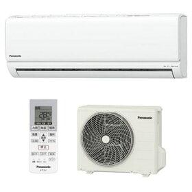 CS-285CF-W/CU-285CFルームエアコン【送料無料】【カードOK】パナソニック・インバーター冷暖房除湿タイプ・におい除去・内部乾燥・冷房時おもに(10畳用)【RCP】