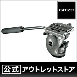 フルードビデオ雲台 G2380|ジッツオ ビデオカメラ用 雲台 GITZO 撮影機材 カメラ