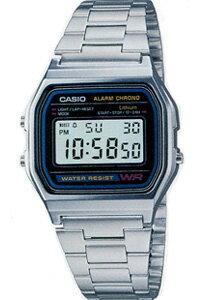 カシオ スポーツウォッチ 日常生活防水 メンズ デジタル 腕時計 メタル ステンレスバンド (SD10JU13) ストップウォッチ アラーム カレンダー 夜 見やすい LED ライト付き ランニングウォッチ カシオ CASIO マラソン ランニング 時計 アウトドアウォッチ