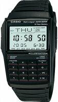 【ランニングウォッチ】カシオデータバンク(DBC-32-1A)DATABANK10年電池モデル腕時計CASIO日本未発売モデル