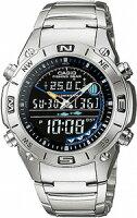 【腕時計】カシオスポーツウォッチ10気圧防水腕時計(AM09P-3805)温度計測機能付きフィッシングギア魚釣りランニングウォッチカシオCASIO海外モデルマラソンランニング腕時計