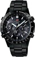 【腕時計】カシオEDIFICEエディフィス(EQW-550DC-1AJF)10気圧防水クロノグラフソーラー電波腕時計日中米欧州6局電波対応モデル