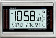 ソーラー デジタル 掛け時計 お知らせ ハイブリッド カレンダー