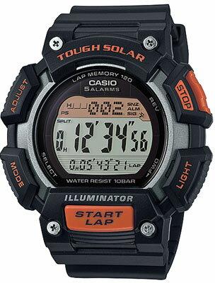 カシオ スポーツウォッチ 10気圧防水 ソーラー メンズ デジタル 腕時計(SD15JLP-101B...