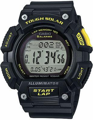 カシオ スポーツウォッチ 10気圧防水 ソーラー メンズ デジタル 腕時計(SD15JLP-103B...