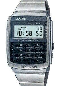 長寿命の5年電池を搭載した8計算機付き腕時計【送料無料】 カシオ データバンク (CA-506-1) DAT...