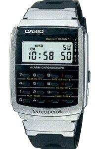 長寿命の5年電池を搭載した8計算機付き腕時計【送料無料】 カシオ データバンク (CA-56-1) DATA...