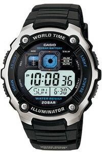 カシオ スポーツウォッチ 20気圧防水 メンズ デジタル 腕時計 (AE10P-6002) ストップウォッチ タイマー アラーム 10年電池 LEDライト付き ランニングウォッチ カシオ CASIO 海外限定 マラソン ランニング 時計 アウトドアウォッチ