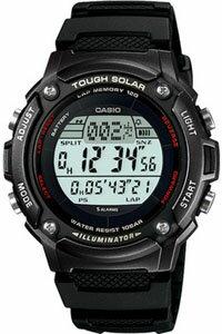 スポーツウォッチ ソーラー デジタル ワールド ストップウォッチ ランニングウォッチ マラソン ランニング ウォッチ