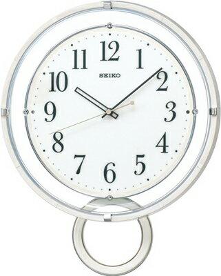 置き時計・掛け時計, 掛け時計  SEIKO (SCW17-P3502)