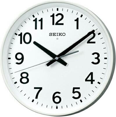 置き時計・掛け時計, 掛け時計  SEIKO 31cm (SCW17-P3803)