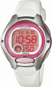 カシオ スポーツウォッチ 5気圧防水 レディース デジタル 腕時計 (LW09P-5909)デュアルタイム 1/100秒ストップウォッチ 10年電池 LEDライト付き ランニングウォッチ CASIO 海外限定 マラソン ランニング 時計 ランナーズウォッチ