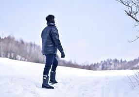 スノーシューズムートンブーツウィンターブーツレディース防水スノーブーツ母へのプレゼント暖かく保つ防寒防滑の綿靴雪靴ウォーキング通勤用