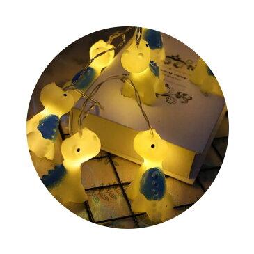 イルミネーションライト LEDイルミネーション 動物型 1.5M 10LED 電池式 ライト 屋内外装飾用 子供部屋用 キッズルーム クリスマスツリー 結婚式 学園祭 ガーデンパーティー 誕生日 雰囲気  かわいい 人気ライト
