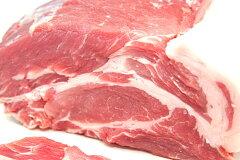 【量り売り】業務用 十勝産肩ロース肉 ブロック 約2000g