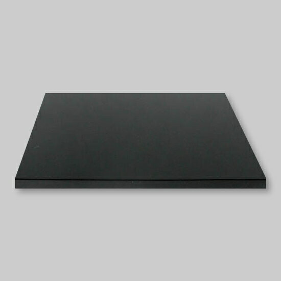 黒塗り台 横長