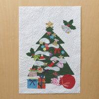 【楽天市場店限定】和紙ちぎり絵キット クリスマス