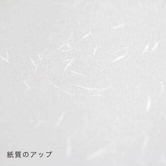 厚口大直礼状紙A4(100枚入)和紙のコピー・プリンター用紙<業務用>