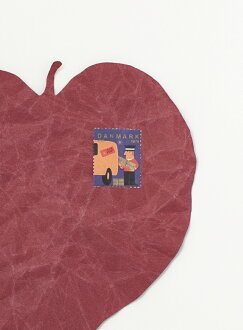 SIWA葉っぱのカード