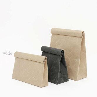 SIWAクラッチバッグwide_サイドバッグ・インナーバッグ・バッグインバッグ
