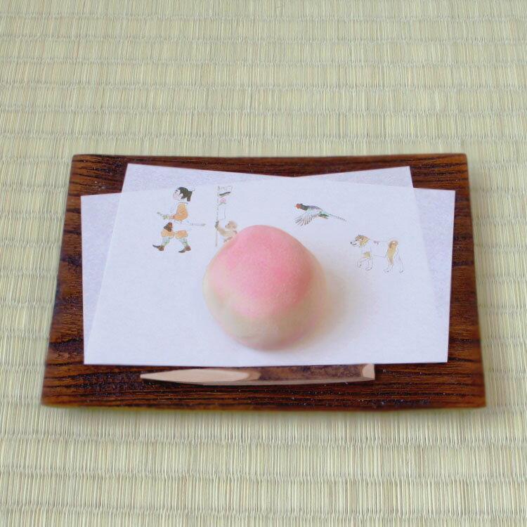 和紙生活『おはなし懐紙桃太郎30枚入』