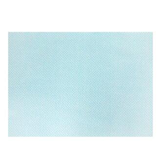 漉込和紙鹿の子エンボス加工ブルー