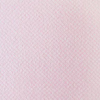 漉込和紙鹿の子エンボス加工ピンク