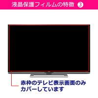 【メール便は送料無料】パナソニックVIERATH-32C300[32インチ]反射防止ノングレア液晶保護フィルム液晶TV保護フィルム