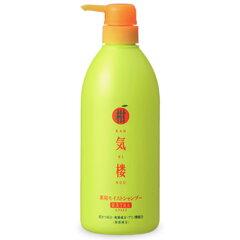 清潔な頭皮で健康な髪へ柑気楼(かんきろう)薬用モイストシャンプーエクストラ
