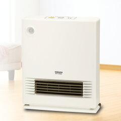 空気を汚さず暖房できるセラミックヒーター人感センサー付消臭セラミックヒーター