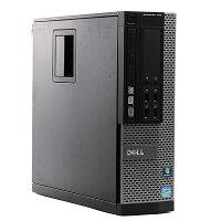 パワポ付き!MicrosoftOffice2007【中古】デスクトップパソコンDELLOptiPlex790SFFWindows10Corei524003.10GHzメモリ4GBHDD500GBDVDマルチドライブ初期設定済送料無料(一部地域を除く)