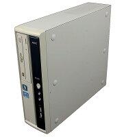 パワポ2007付き!MicrosoftOffice2007中古デスクトップパソコンNECMateMK33LB-DWindows7Corei321203.30GHzメモリ4GBHDD250GBDVDマルチドライブ初期設定済送料無料(一部地域を除く)