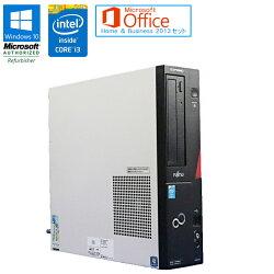 MicrosoftOfficeHome&Business2013セット中古パソコンデスクトップパソコン中古パソコン富士通(FUJITSU)ESPRIMOD552/HWindows10HomeCorei341303.40GHzメモリ4GBHDD500GBDVD-ROMドライブUSB3.0初期設定済90日保証