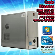 �����1�桪�����šۥǥ����ȥåץѥ�����O'zzio(���å���)Windows7Corei79202.67GHz����3GBHDD500GB������̵��(�����ϰ���ۢ�KingsoftOffice2010���󥹥ȡ���Ѥߡ�