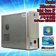 �����1�桪�����šۥǥ����ȥåץѥ�����O'zzio(���å���)Windows7Corei79202.67GHz����3GBHDD500GB������̵��(�����ϰ���ۢ�KingsoftOffice2010���ȡ���Ѥߡ�