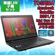 ����šۥΡ��ȥѥ�����᡼������̾Windows715.6�����Corei52450M2.50GHz����4GBHDD250GB
