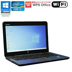 数量限定WPSOffice付【中古】ノートパソコンHP(エイチピー)ProBook(プロブック)6560bWindows10Pro64bitCorei72620M2.70GHzメモリ8GBHDD500GBDVD-ROMドライブテンキーDisplayPort初期設定済送料無料中古パソコン