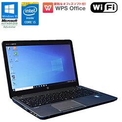 HPProBookWindows10Pro中古パソコンノート中古パソコンノートパソコンWPSOffice付450G1Corei54200M2.50GHzメモリ4GBHDD320GBDVDマルチ無線LANWi-FiテンキーHDMI初期設定済90日保証