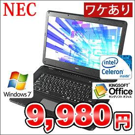 NEC VersaPro VY22MA-A(VY22MAZ7A)【ほどほどスペック◎Windows7 Pro...