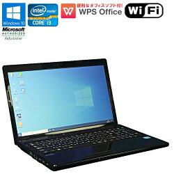 限定1台!WPSOffice付【中古】ノートパソコンNECVersaProVJ22LF-FWindows10Corei32328M2.2GHzメモリ4GBHDD320GBDVDマルチドライブ初期設定済送料無料(一部地域を除く)